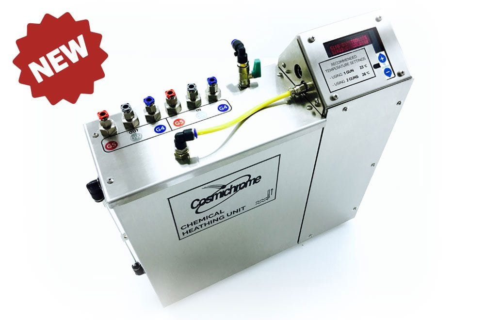 Cosmichrome Chemical Heating Unit