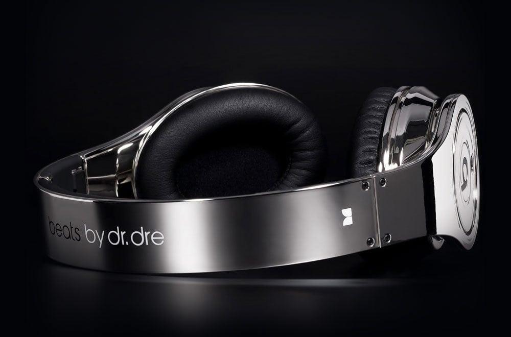 Dr.Dre Chrome Headphones
