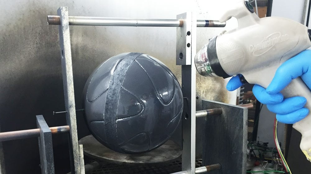 Base Coat Soccer Ball