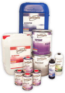 Cosmichrome Chemical Package