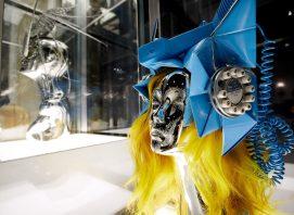 Lady Gaga Mannequin Head